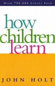 how-children-learn-front-cover